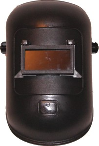Маска сварщика с откидным светофильтром